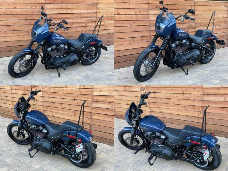 2019 Harley Davidson Dyna   for sale craigslist
