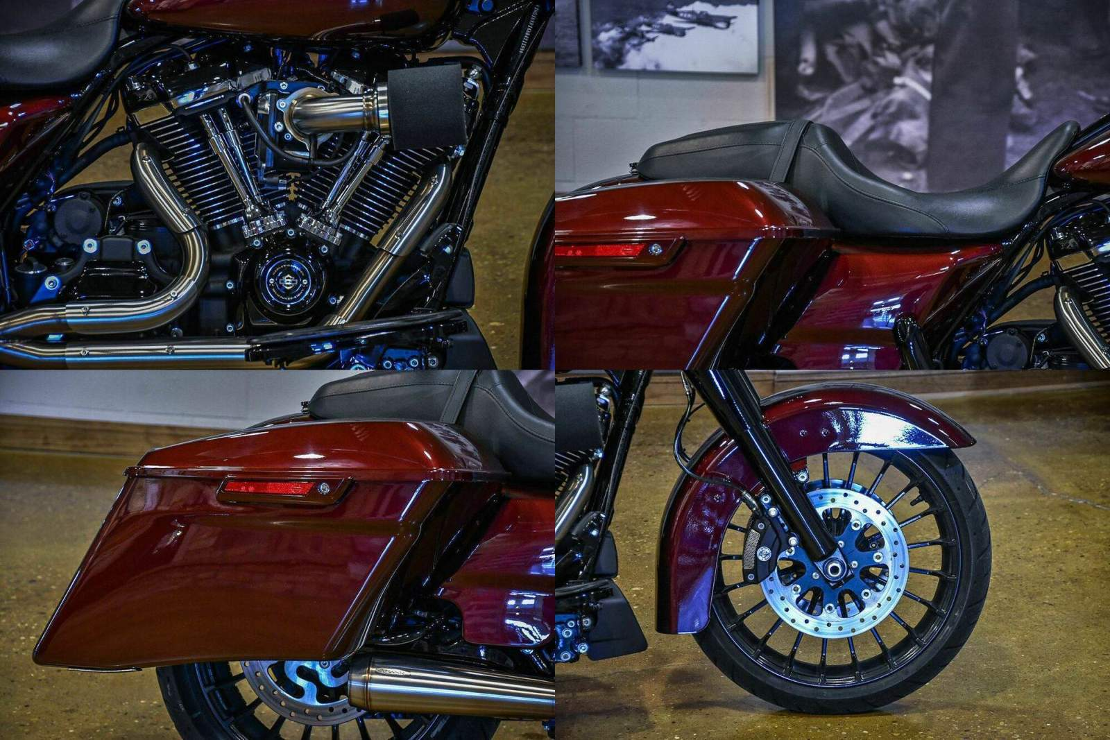 2019 Harley-Davidson FLHRXS - Road King® Special TWISTED CHERRY used for sale craigslist