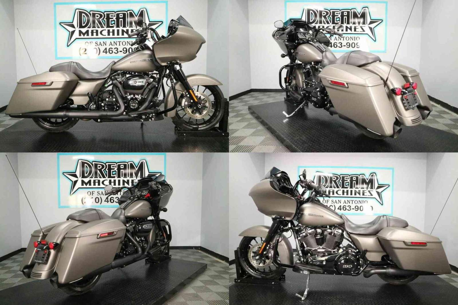 2019 Harley-Davidson FLTRXS - Road Glide Special Charcoal Denim used for sale craigslist