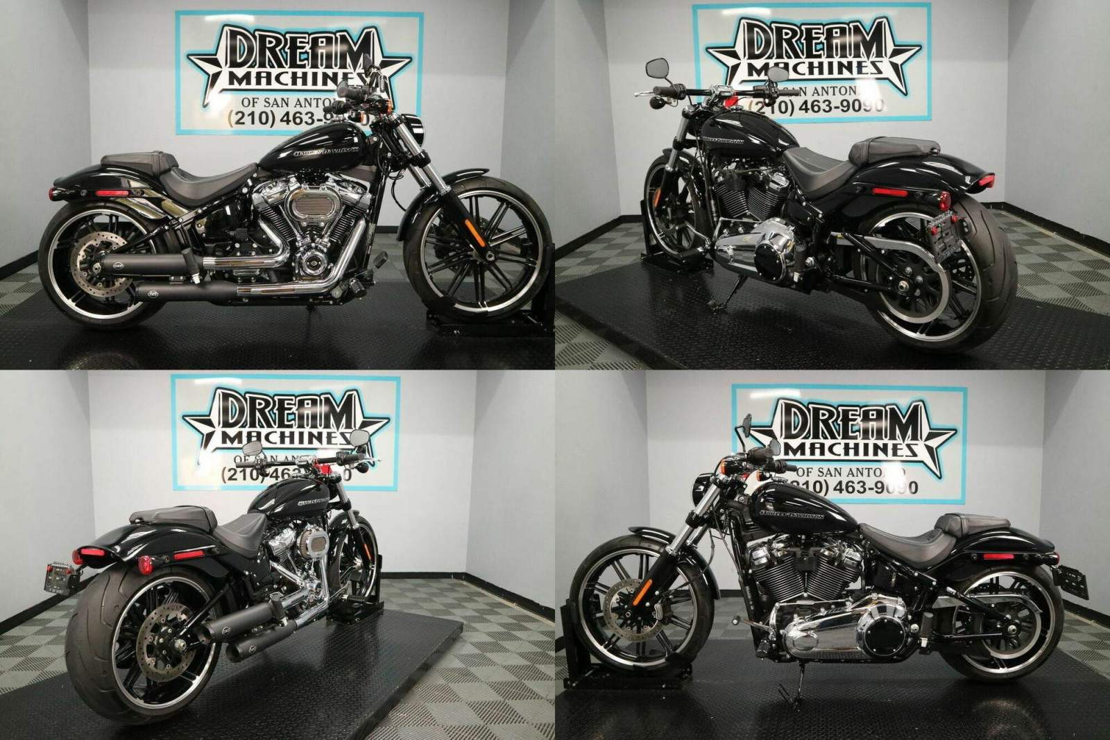 2019 Harley Davidson FXBR   Softail Breakout  for sale craigslist