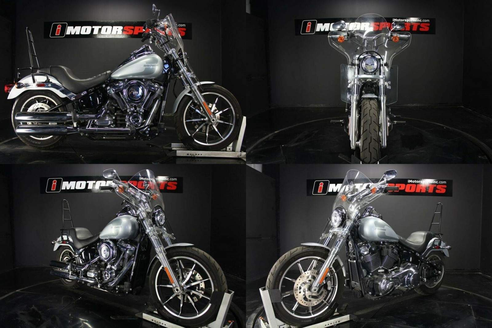 2019 Harley-Davidson FXLR - Softail Low Rider Gray used for sale