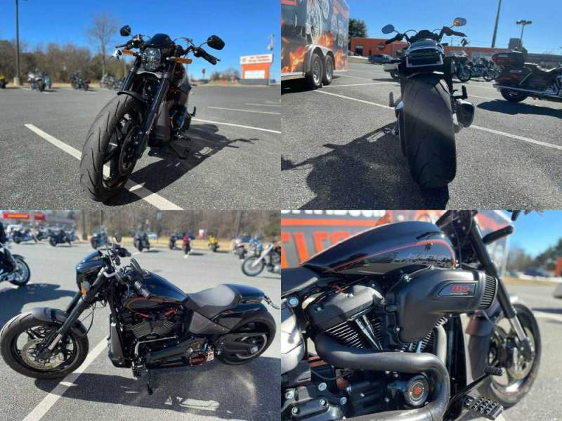 2019 Harley-Davidson Softail FXDR 114 Vivid Black used for sale craigslist