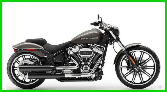 2019 Harley-Davidson Softail Breakout 114 Industrial Gray used for sale craigslist