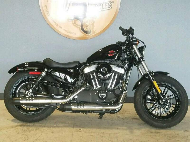 2019 Harley-Davidson Sportster Forty-Eight XL1200X Black used for sale