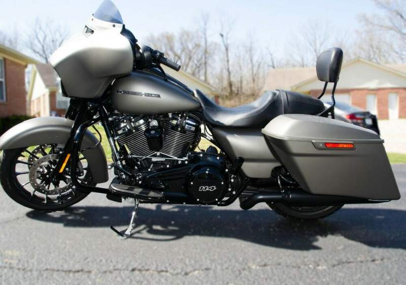 2019 Harley-Davidson Touring Industrial Gray used for sale craigslist