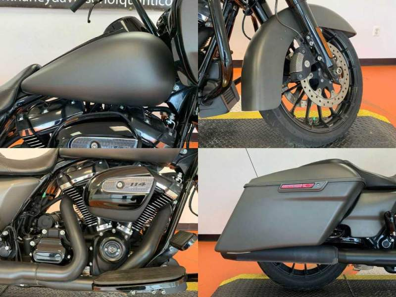 2019 Harley-Davidson Touring Road Glide Special Industrial Gray Denim used for sale craigslist