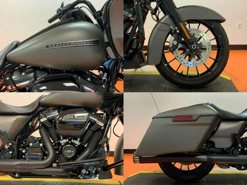 2019 Harley-Davidson Touring Road Glide Special Industrial Gray Denim used for sale