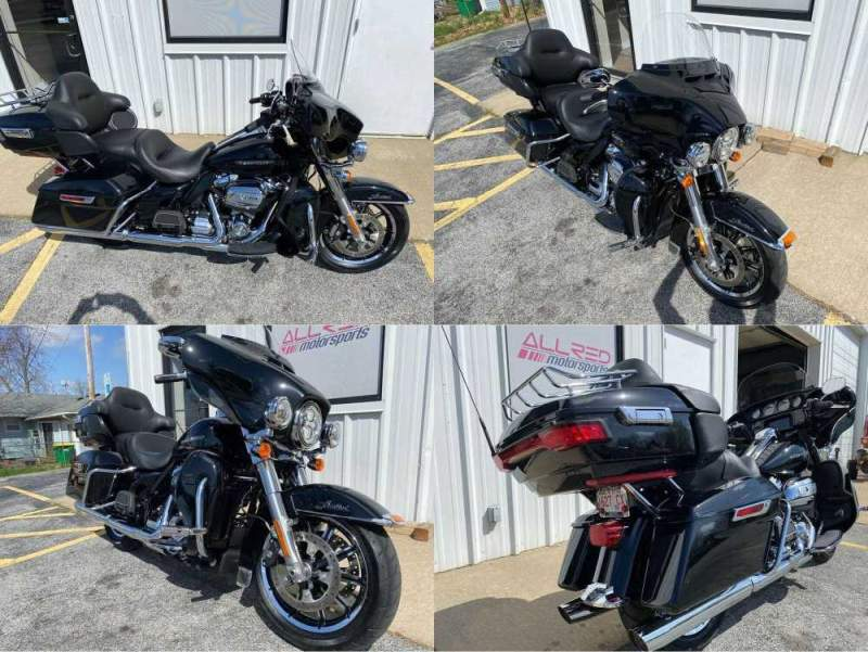 2019 Harley-Davidson Touring Ultra Limited  used for sale