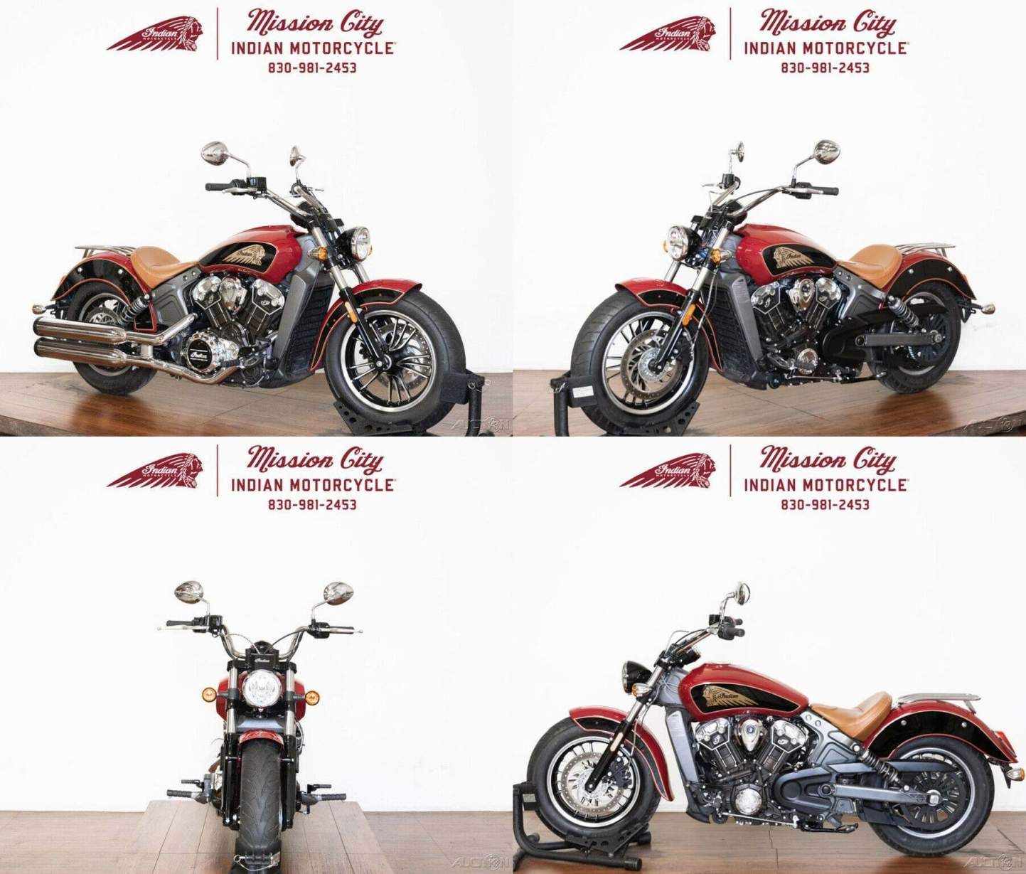 2019 Indian Scout ABS Indian Motorcycle Red Thunder Black Indian Red / Thunder Black used for sale craigslist