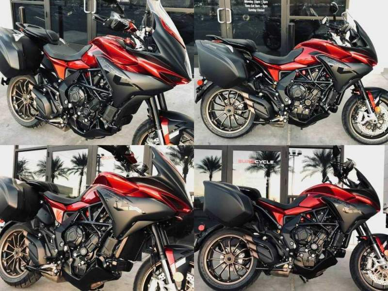 2019 MV Agusta Turismo Veloce 800 Lusso Gray used for sale craigslist
