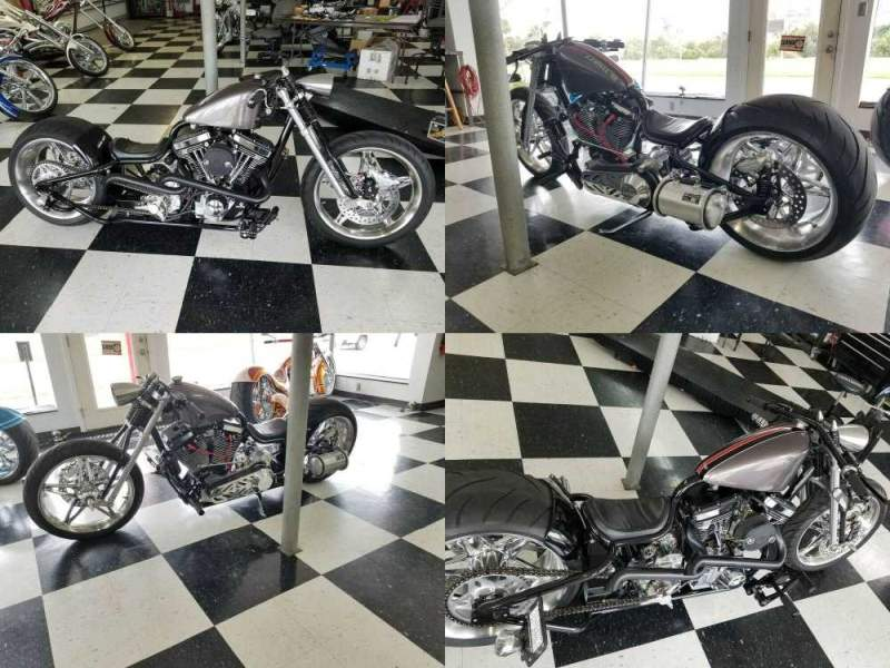 2020 Custom Built Motorcycles Bobber  for sale craigslist