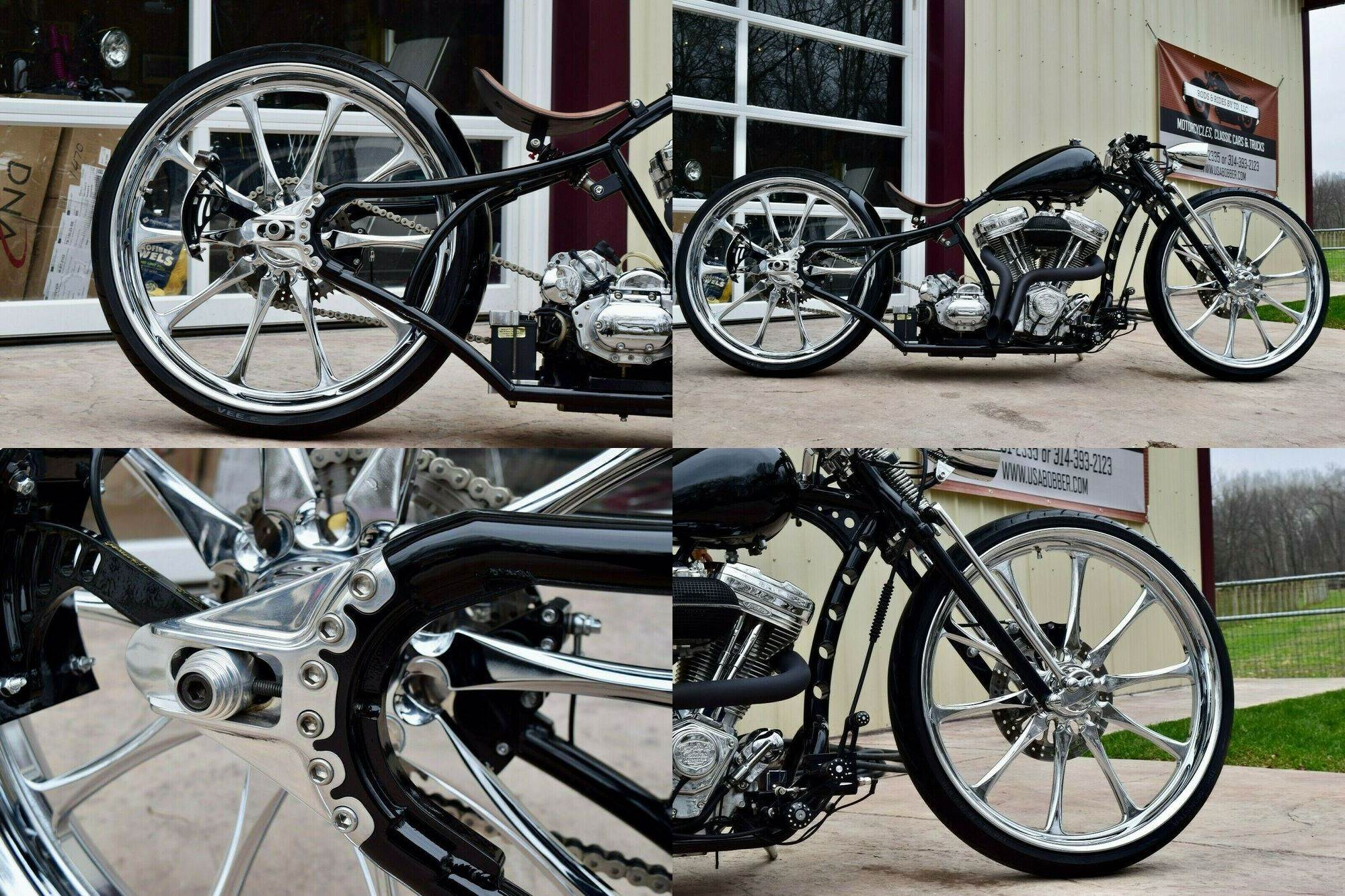 2020 Custom Built Motorcycles RODS AND RIDES BOARDTRACK RACER Black used for sale craigslist