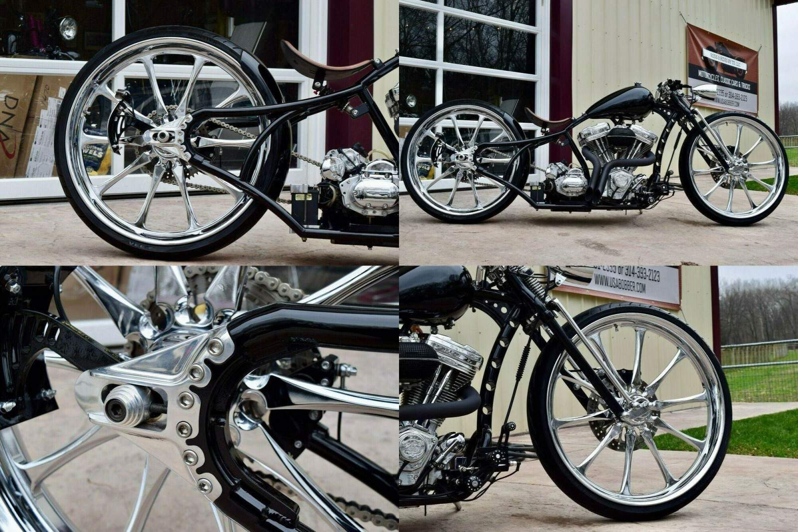 2020 Custom Built Motorcycles RODS AND RIDES BOARDTRACK RACER   for sale craigslist