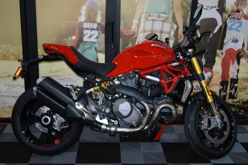 2020 Ducati Monster 1200 S Ducati Red Red used for sale craigslist