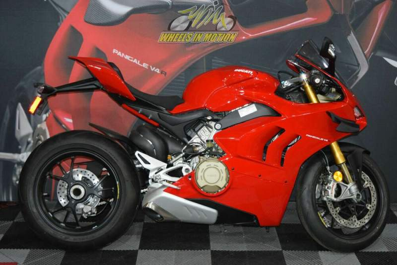 2020 Ducati Panigale V4 S Ducati Red Red used for sale craigslist