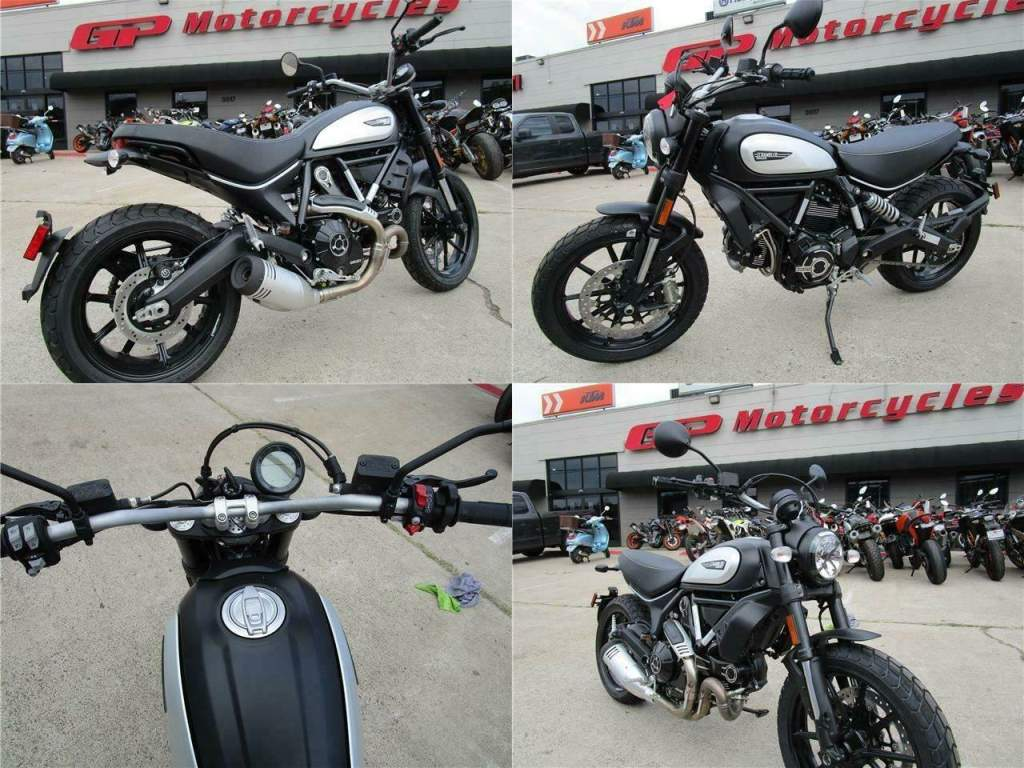 2020 Ducati Scrambler Icon Dark Teal used for sale craigslist