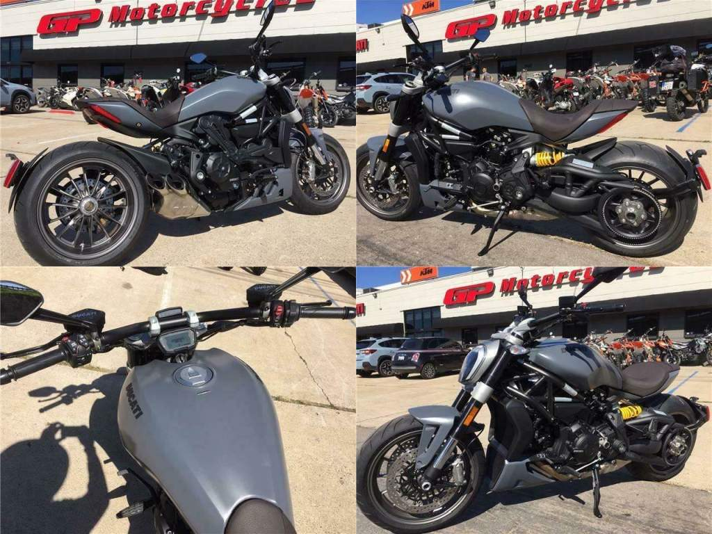 2020 Ducati XDiavel Gray used for sale