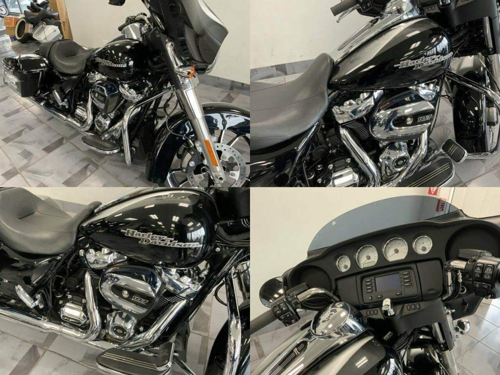 2020 Harley-Davidson FLHX STREET GLIDE Black used for sale craigslist