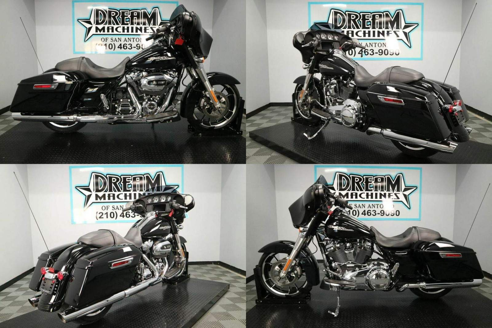 2020 Harley-Davidson FLHX - Street Glide Black used for sale craigslist