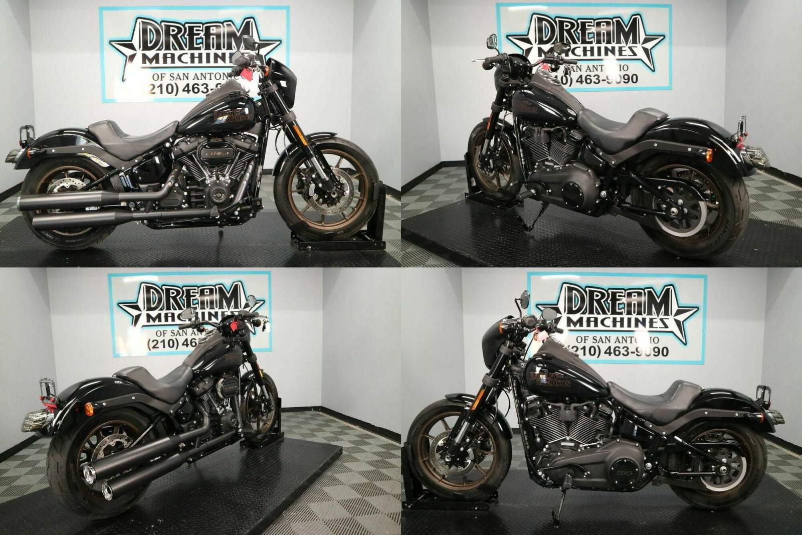 2020 Harley-Davidson FXLRS - Low Rider S Black used for sale
