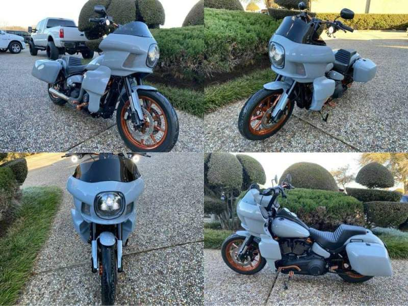 2020 Harley-Davidson FXLRS Low Rider S Gray used for sale craigslist