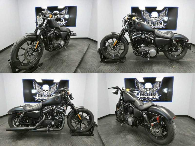 2020 Harley-Davidson Sportster Black used for sale