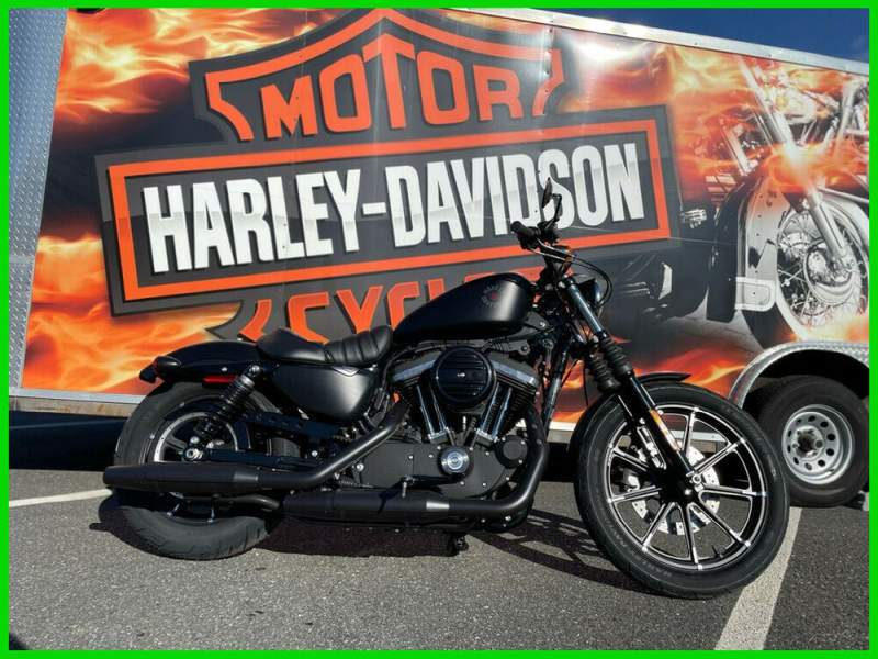 2020 Harley-Davidson Sportster Iron 883 Black Denim used for sale craigslist