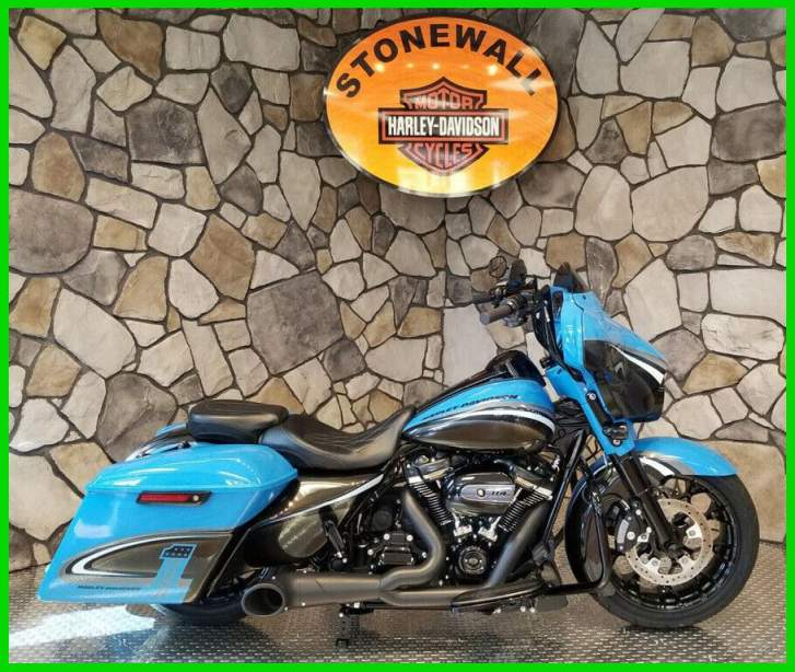 2020 Harley-Davidson Touring Street Glide Special Custom Paint used for sale craigslist