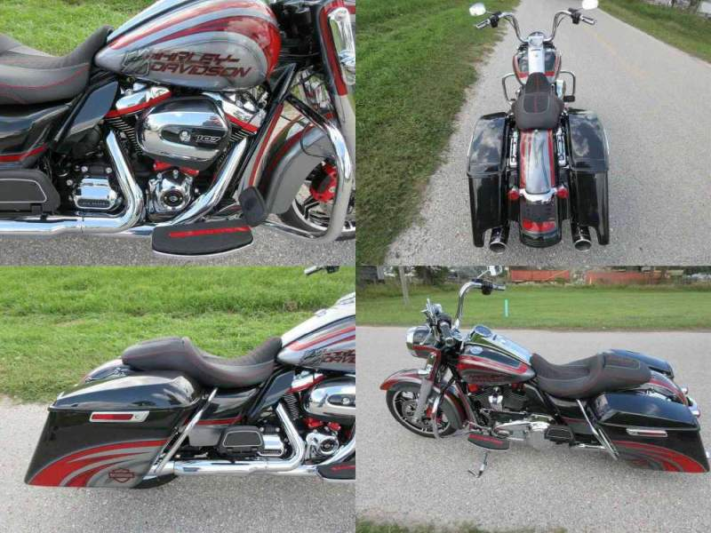 2020 Harley-Davidson Touring Road King® Gray used for sale
