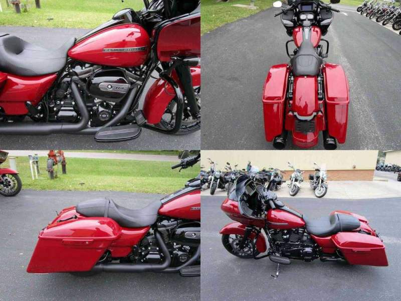 2020 Harley-Davidson Touring Road Glide® Special Red used for sale craigslist