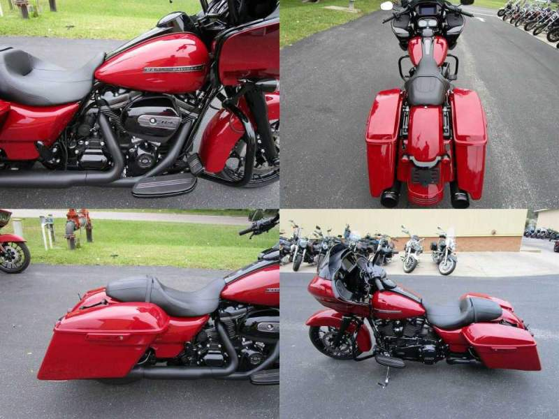 2020 Harley-Davidson Touring Road Glide® Special Red used for sale
