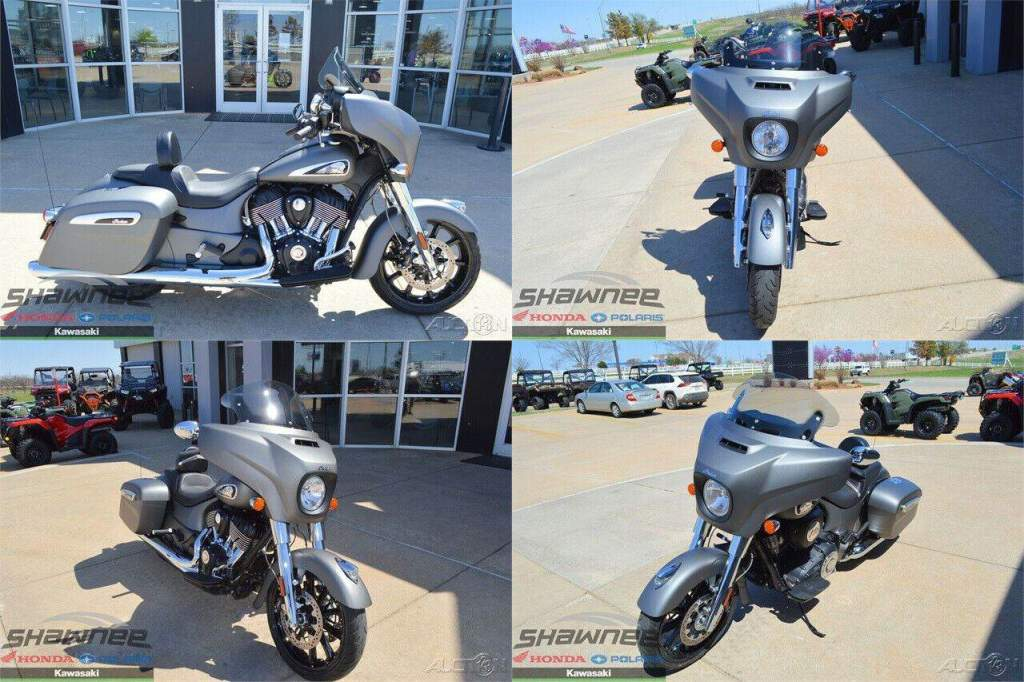 2020 Indian Chieftain 116 Gray used for sale craigslist