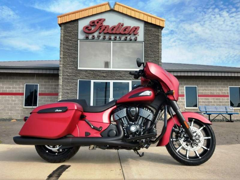 2020 Indian Chieftain® Dark Horse® Ruby Smoke used for sale