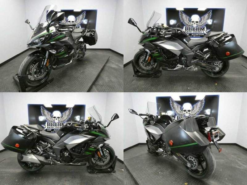 2020 Kawasaki Ninja 1000SX Gray used for sale craigslist