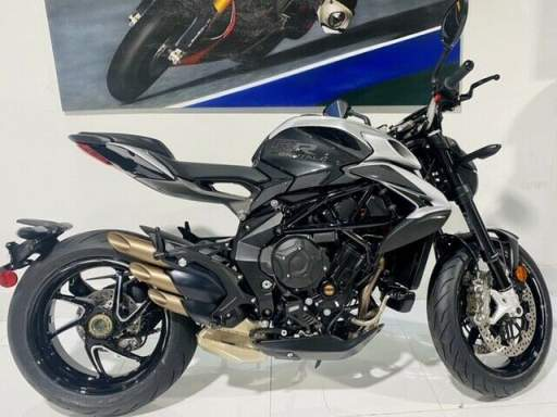 2020 MV Agusta Brutale 800 RR - Silver / Grey used for sale