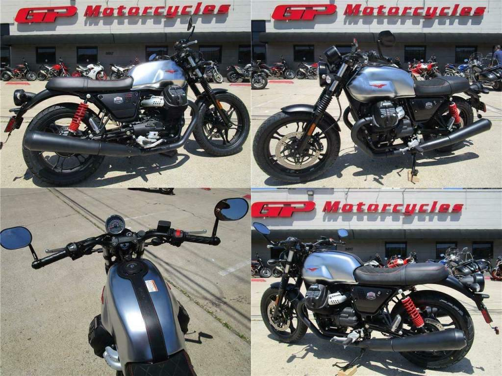2020 Moto Guzzi V7 III Stone Gray used for sale craigslist