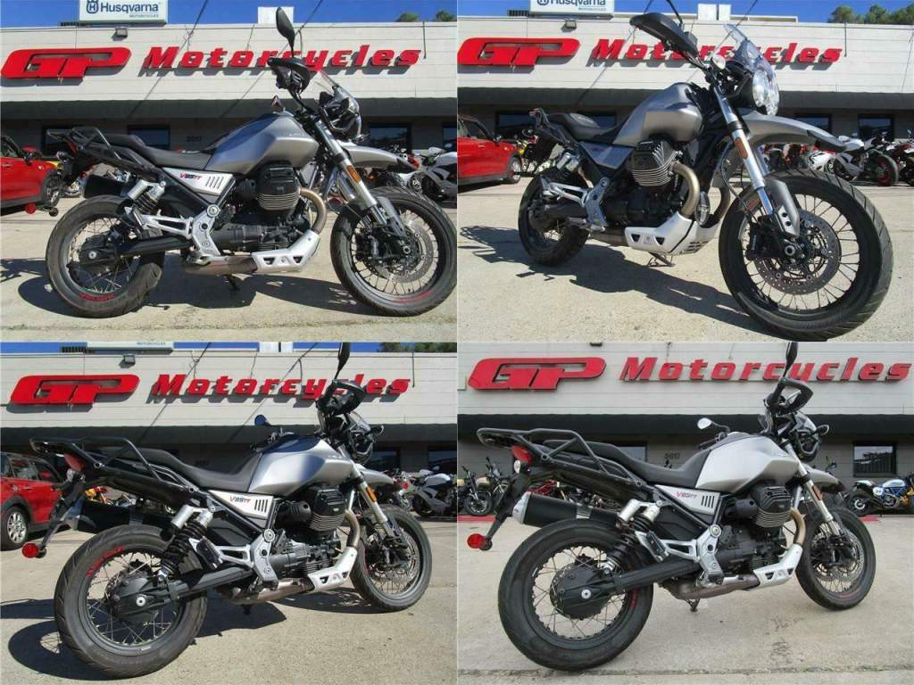 2020 Moto Guzzi V85 TT Gray used for sale craigslist