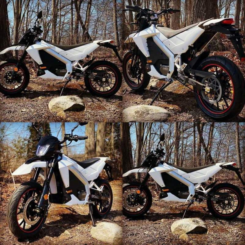 2020 Other Makes Kollter ES1-S PRO USA White used for sale craigslist
