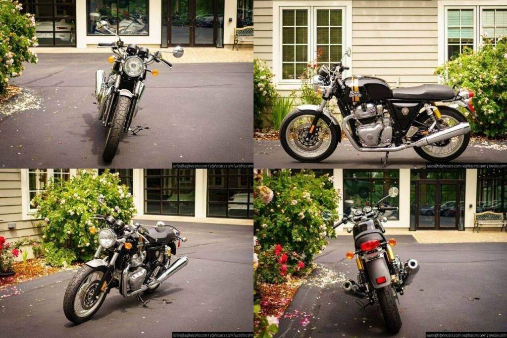 2020 Royal Enfield Continental GT 650 Black Magic  for sale craigslist