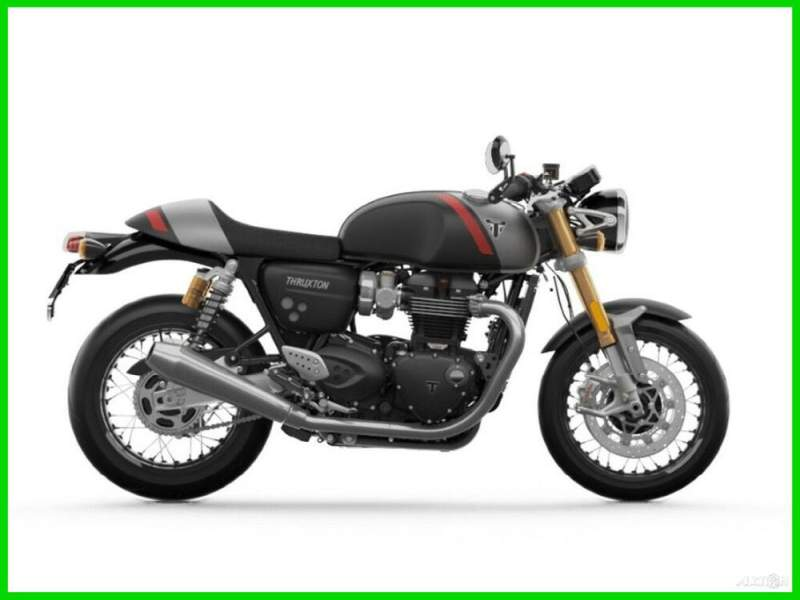2020 Triumph Speed Triple STORM GREY/SILVER ICE used for sale
