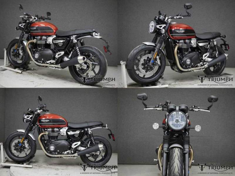 2020 Triumph Speed Twin   for sale craigslist