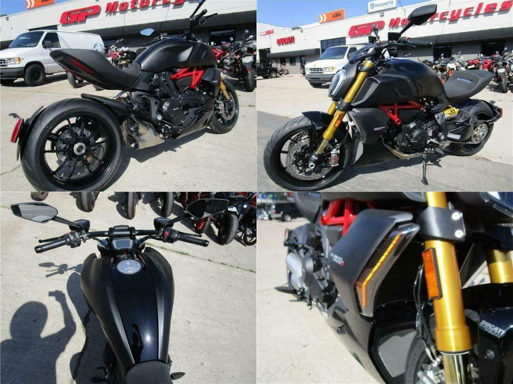 2021 Ducati Diavel 1260 S Teal new for sale