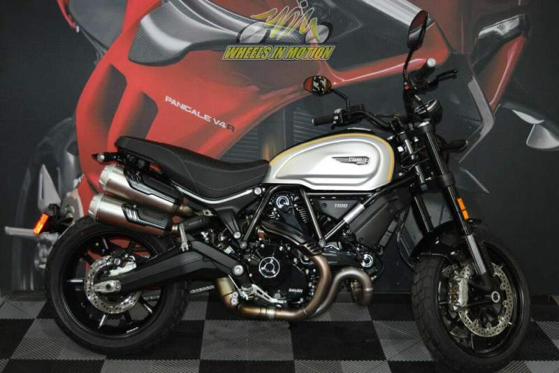2021 Ducati Scrambler 1100 PRO Black new for sale