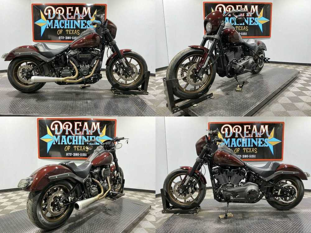 2021 Harley-Davidson FXLRS - Low Rider S Red new for sale