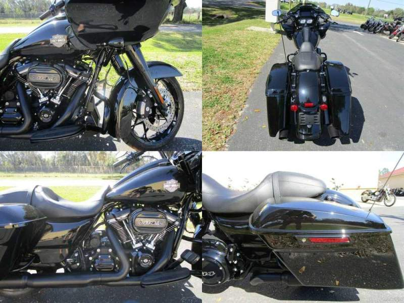 2021 Harley-Davidson Touring Road Glide Special Black new for sale