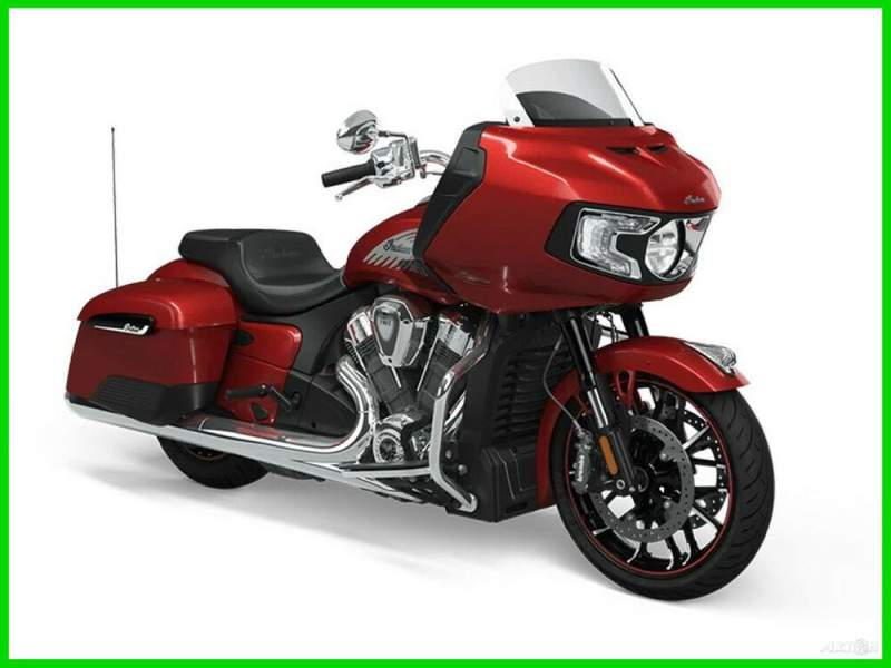 2021 Indian Challenger Limited Ruby Metallic RUBY METALLIC new for sale