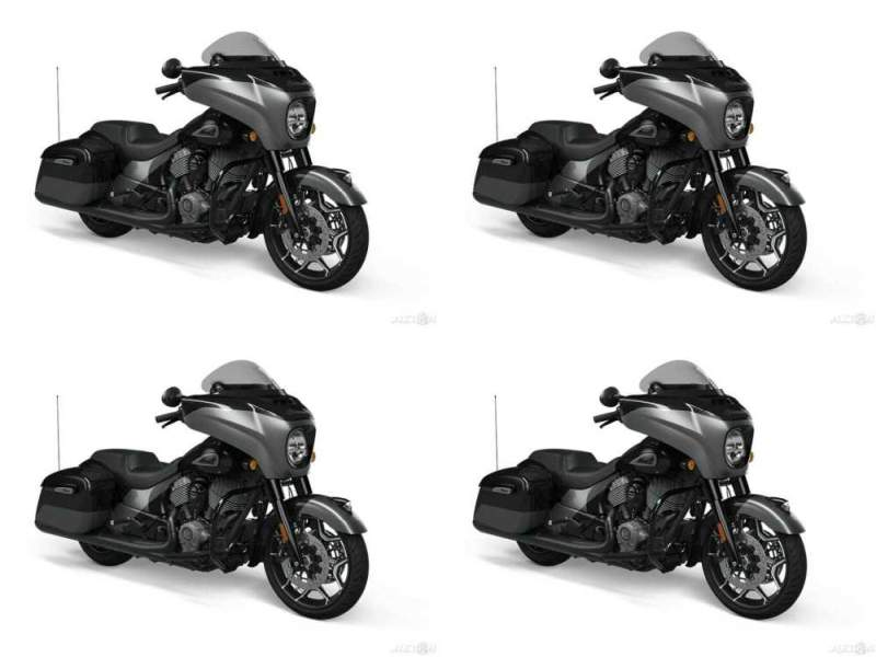 2021 Indian Chieftain Elite Thunder Black Vivid Crystal Car BLACK VIVID CRYSTAL new for sale