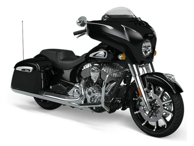 2021 Indian Chieftain® Limited Black new for sale