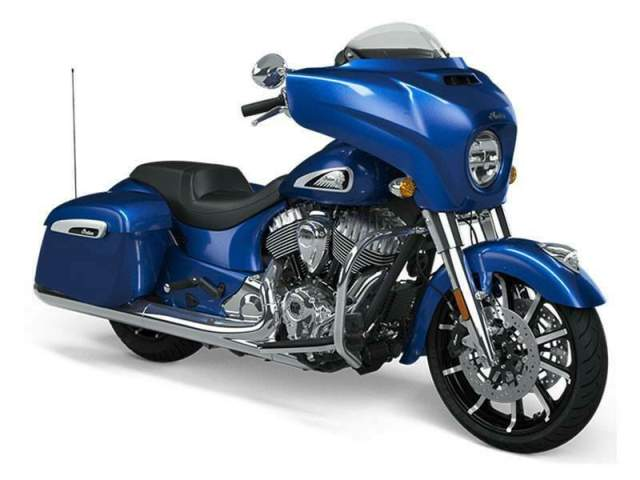 2021 Indian Chieftain® Limited Blue new for sale