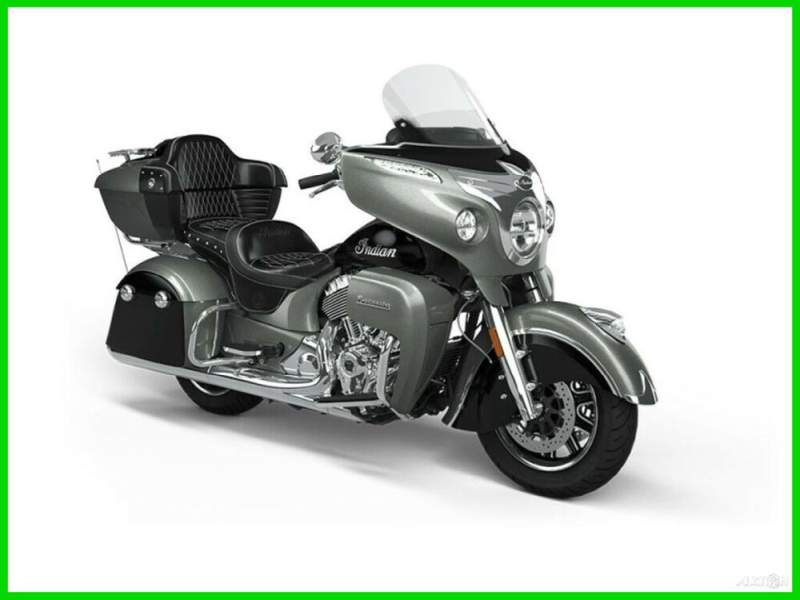 2021 Indian Roadmaster Alumina Jade/Thunder Black Thunder Black Pearl THUNDER BLACK new for sale